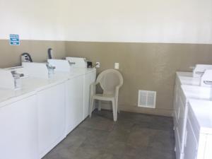 Tamarack RV Park Washers and Dryers