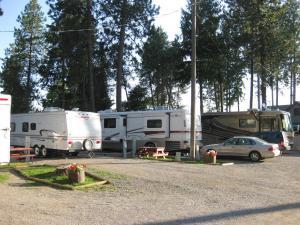 Tamarack RV Park View