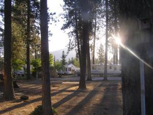 Tamarack RV Park Sunset